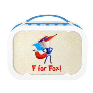 Super Fox Lunch Box