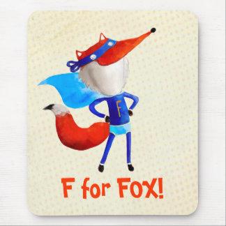 Super Fox Mouse Pad
