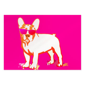 Super Frenchie Bulldog Pack Of Chubby Business Cards