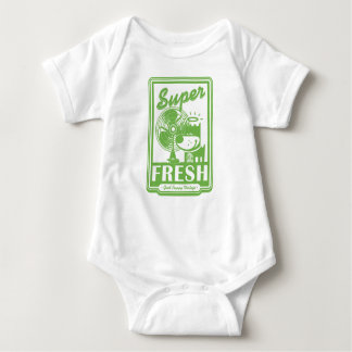 SUPER FRESH BABY BODYSUIT