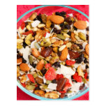 Super Fruit and Nut Mix Postcards