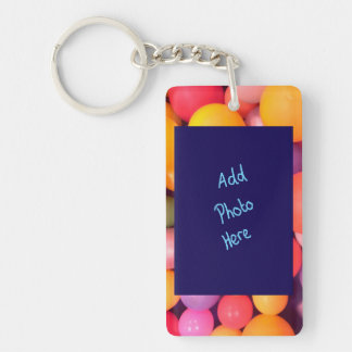 Super Fun Mum Colourful Mother's Day Keyring