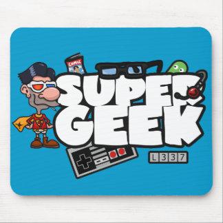 Super Geek Mouse Pad