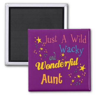 Super Gifts For Aunts Refrigerator Magnet