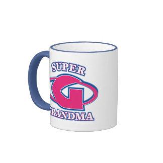 Super Grandma Coffee Mug