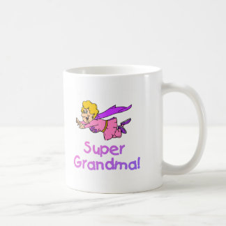 Super Grandma (Flying) Coffee Mug