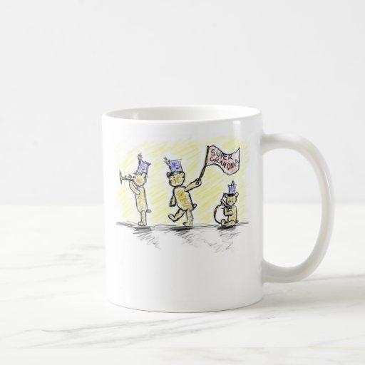 Super Grandma mug