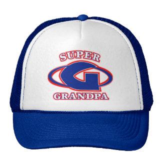 Super Grandpa Trucker Hat