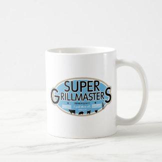 SUPER GRILLMASTERS BASIC WHITE MUG