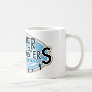SUPER GRILLMASTERS BASIC WHITE MUG
