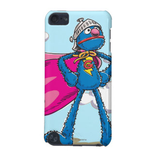Super Grover iPod Touch 5G Covers