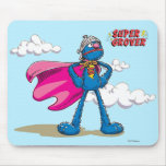 Super Grover Mouse Pad