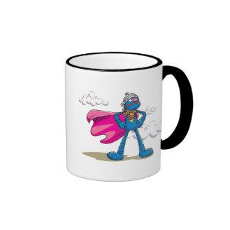 Super Grover Ringer Coffee Mug