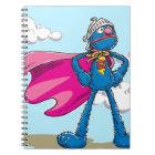 Super Grover Notebook