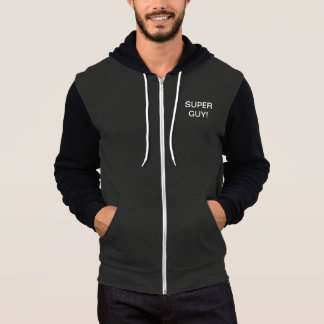 SUPER GUY HOODIE FOR THAT SUPER GUY IN YOUR LIFE!