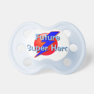 Super Hero Baby Pacifier
