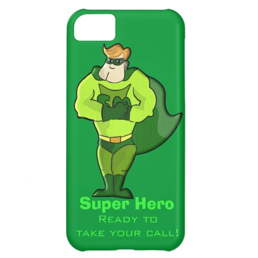 Super Hero Cover For iPhone 5C