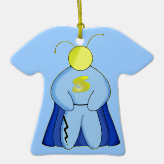 Super Hero Ceramic T-Shirt Decoration