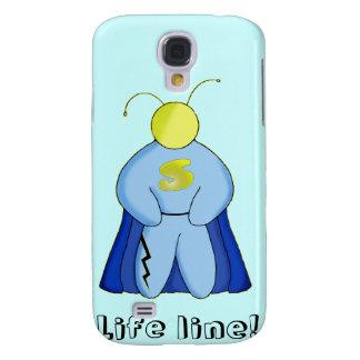 Super Hero Galaxy S4 Case