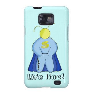 Super Hero Galaxy SII Covers
