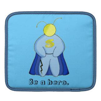 Super Hero iPad Sleeve