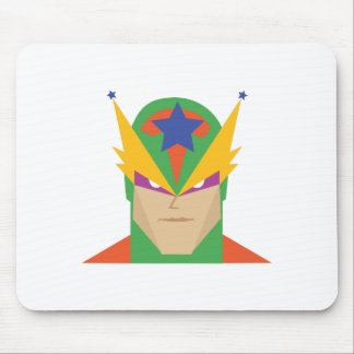 Super Hero Mouse Pad