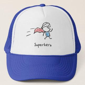 Super Hero Rave Hat