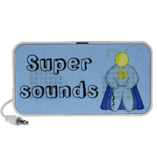 Super Hero iPod Speaker