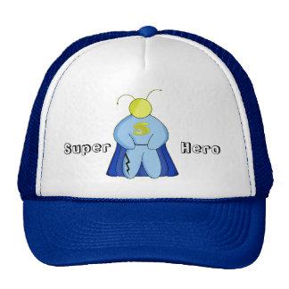 Super Hero Trucker Hats