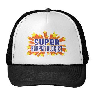 Super Herpetologist Trucker Hats