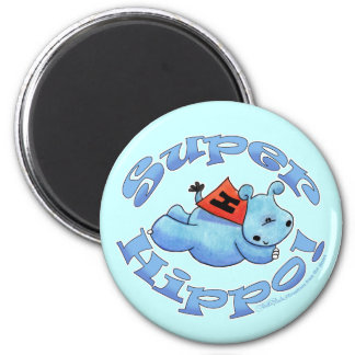 Super Hippo Magnet