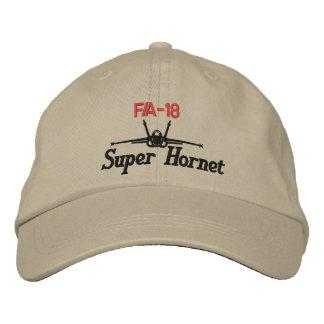 Super Hornet Golf Hat Embroidered Hat