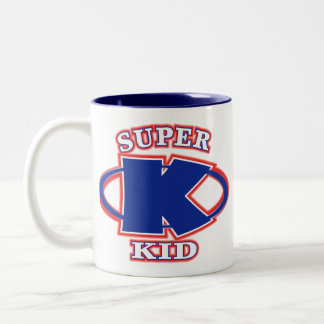 Super Kid Boys Coffee Mug