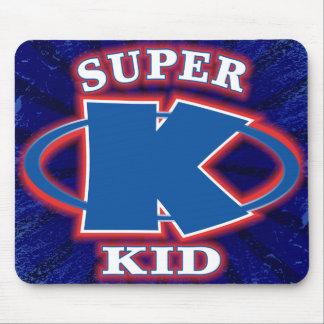 Super Kid Boys Mousepad