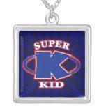 Super Kid Boys Necklace