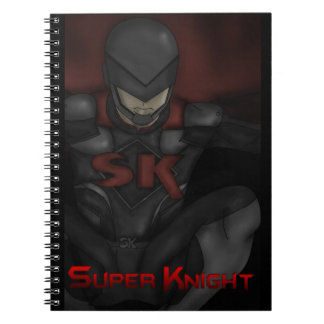 Super Knight Notebook! Notebook