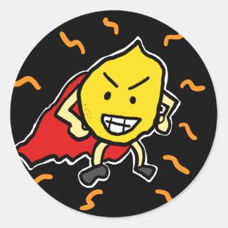 Super Lemon! stickers