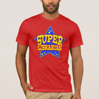 Super Librarian T-Shirt