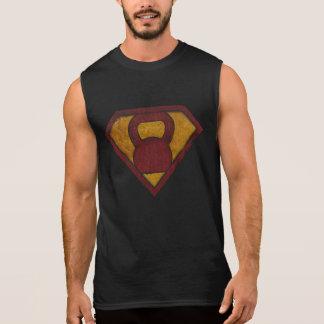 Super Lifting Man Gym motivation tanks