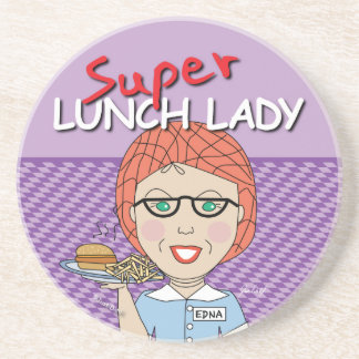 Super Lunch Lady Coaster
