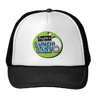 Super Lunch Lady Mesh Hats
