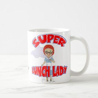Super Lunch Lady Mug