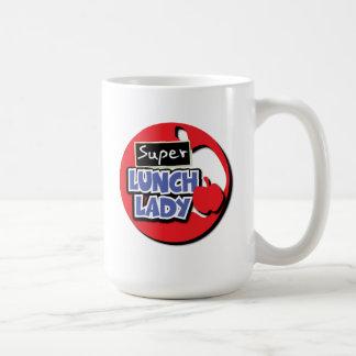 Super Lunch Lady Mugs