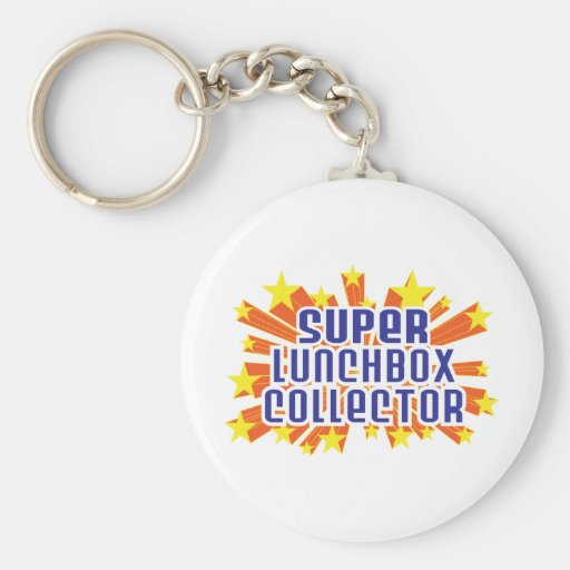 Super Lunchbox Collector Key Chains