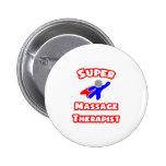 Super Massage Therapist Badges