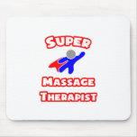 Super Massage Therapist Mouse Pad