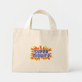 Super Midwife Tote Bags