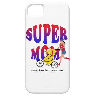 Super Mom I-Phone iPhone 5 Cases