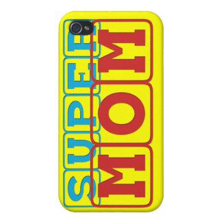 Super Mom II iPhone 4/4S Case