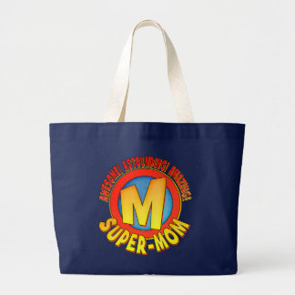 Super Mom Mother's Day Tote Bag